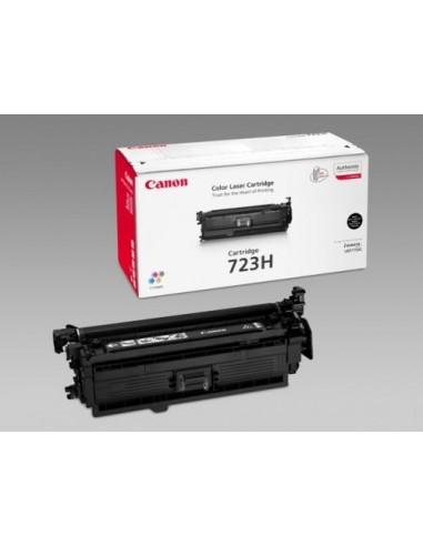 Canon toner CRG-723HBk črn za...