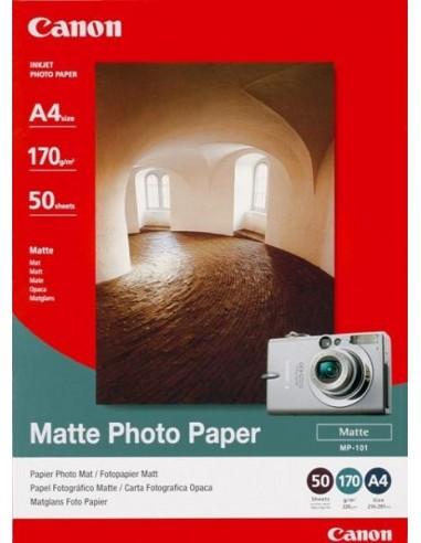 Papir Canon MP-101, A4, 50L, 170g/m2,...