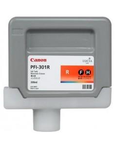 Canon kartuša PFI-301R Red...