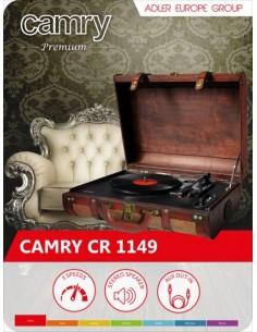Gramofon Camry CR1149, v...