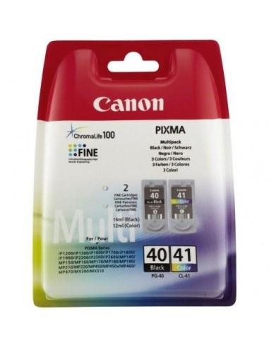 Canon komplet kartuš PG-40 + CL-41