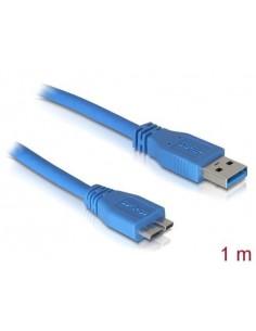 Kabel USB 3.0 A-Micro B 1m...